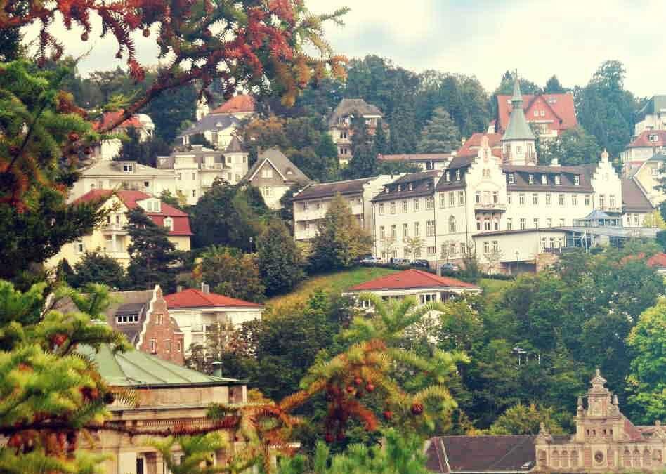 La región vitivinícola de Baden
